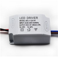 85V-265V AC to DC 12V/18V/25V/42V LED Electronic Transformer Power Supply Driver