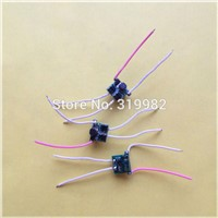 20pcs 12V input LED power driver 1-3X3W 600MA 3-10V 3V 9W 10V led lamp transformer 4 wires low voltage current power supply