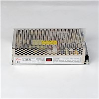 S series 150 watt AC DC 12v 24v converter 15v 10a metal case smps 150w 36v cctv power supply