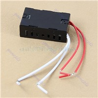 1PC 80W 220V Electronic Transformer Halogen Light LED Driver Power Supply Converter - L057 New hot