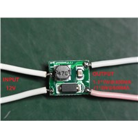PT4115 1W 2W 3W Mini Led Driver 300mA 450mA 600mA DC Module 12V MR11 Lamp Driver Power Supply  CAR Light Transformer 100PCS/LOT
