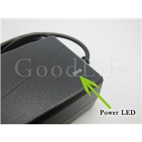 Hot Sale Led Power Supply 12V 5A 60W Power Adaptor, for Led Strip Light 3528,5050 5630 5730 LED Driver us/eu/au/uk for Choice