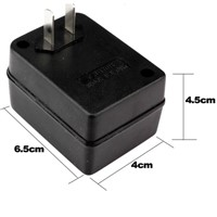 50W Step Up Voltage Converter Transformer 110V to 220V Adapter
