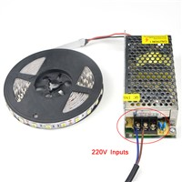 Power Supply 12V 10A 120W LED Strip Transformer Adapter Switching Power Supply (E13)