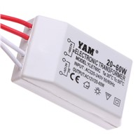 40W 12V Transformer Halogen LED Lamp Power Supply Driver Electronic Adapter New L15