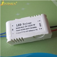 Input 90-265V, Output 22-45V, High quality led driver 8-12w , led power supply