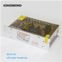 LED Driver Power Supply AC110-220V to  24V 1A 2.5A 3A  LED Adapter   for  LED Strip light or CCTV