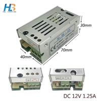 HBL DC 12V 1A 15W AC 110V-220V power supply adapter In power supply for led strip transformer