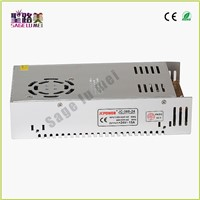 Input AC100V-240V to output DC 24V 15A 360W Regulated Switching Power Supply led lighting transformerfor CCTV Led Radio