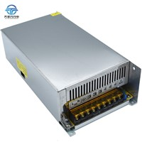 TXG AC110-220V to DC36V 108W 360W 540W Full Ampire led power supply short circuit overrated current protection