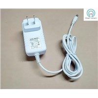 ac adapter white and black LED Power Adapter 12V 1A switching Power Supply Transformer With  US Plug