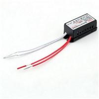 1Pcs AC 220V to 12V LED Driver short-circuit protection Halogen Lamp Electronic Transformer Power Supply