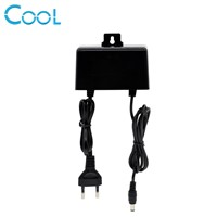 DC12V 2A 24W Rainproof Power Adapter for LED Strip or LED String Power Supply.