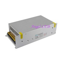 Universal Regulated Switching Power Supply,output DC12V 40A 480W AC110/240V for CCTV PSU Lighting Transformers