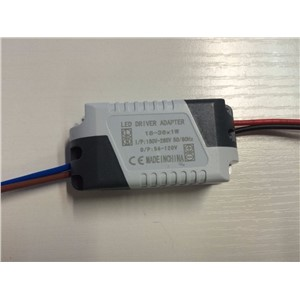 Isolation 18-36W DC50-120V LED Driver 18-36x1W 300mA Constant Current LED Bulb Lamp driver