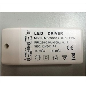 2000pcs Factory Sales 12V 1A Constant Voltage Switching Power Supply 12W LED Driver 110V 220V Adapter CE Certificate available