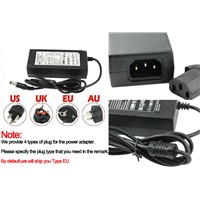 DC 12V 10A 120W Power Adaptor LED Driver power supply for LED Strip Light bar light US/EU/AU/UK for choice