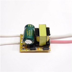 3 * 1 w LED Driver High voltage 110V 220V 3W constant current E27 built-in drive power supply Ic for bulbs X50