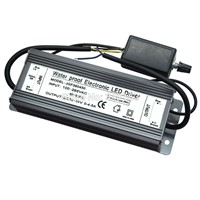 IP67 Waterproof 150W Dimmable Dimming Electronic LED Driver DC25V-36V 0-4.5A Power Supply Converter Led Lighting Transformers