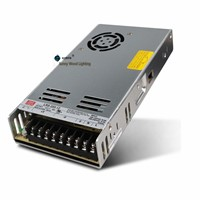 100-240Vac to 12VDC ,360W ,12V 30A  UL Listed power supply ,LED screen ,monitor ultra slim driver ,LRS-350-12