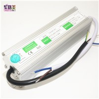 fast shipping 12V 45W 3.75A waterproof switch-mode power supply 110v~260VAC input led strip electronic lighting transformer