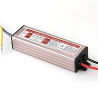 LED Lamp Transformer Driver Power Supply DC 36V 20W Waterproof