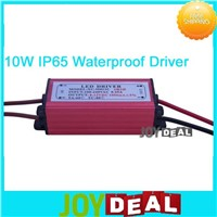 10W IP65 Waterproof Constant Current LED Driver AC110-240V to DC8V~12V 1000mA for 10W High Power LED Light