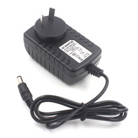 NEW AC100-240V to DC12V 3A Adapter Power Supply Converter for SMD3528/5050/2835 LED Strip Lights CCTV Cameras EU/US/UK/AU Plug