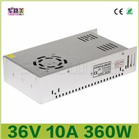 wholesale DC36V 10A 350W Universal Regulated Switching Power Supply for CCTV Led Radio Lighting Transformers by DHL FedexExpress