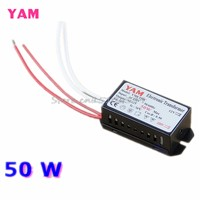 50W 220V Halogen Light LED Driver Power Supply Converter Electronic Transformer Drop shipping   -Y122