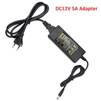 1Pcs 1A 2A 3A 5A 6A 8A Power Supply Adapter AC100V -240V to DC 12V lighting Transformer Converter Charger Driver LED Strip light