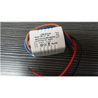 10 pieces By CE 6W AC 170-260 V LED Driver 500mA DC 12 V Power Supply Constant Current For Ceiling Lamp