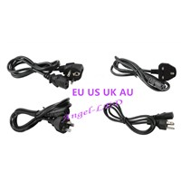 best price AC110-240V To DC 12V 8A Power Supply UK US EU Adapter Plug For 3528 5050 led Strip
