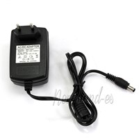 12V 2A 24W AC to DC Power Supply Adapter Charger For RGB 5050 3528 SMD Led Strip Light Transformers Cord Plug Socket