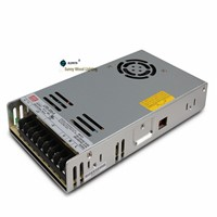 100-240Vac to 5VDC ,300W ,5V 60A  UL Listed  power supply ,LED screen ,monitor ultra slim driver ,LRS-350-5