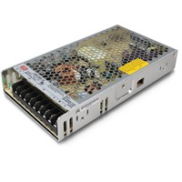 100-240Vac to 12VDC ,200W ,12V17A  UL Listed power supply ,LED screen ,monitor ultra slim driver ,LRS-200-12