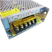 Led Driver 5V12A 60W Power Supply AC DC 120/240V Adapter Charger SwitchingTransformer for LED Strip Light CCTV Display