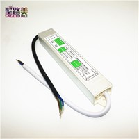DC12V 25W waterproof Switch Power Supply AC110-250V Outdoor Electronic LED Driver for led Lighting