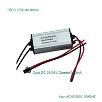 Factory outlet LED Power Supply Driver LED 10W For LED Flood Light