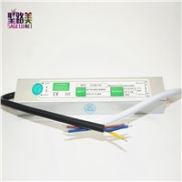 AC110-260V to DC12V 36W Waterproof IP67 Electronic LED Driver Power Supply for outdoor led strip strings