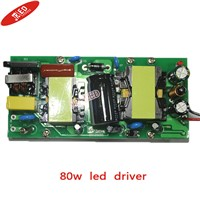 1PCS Driver adaptor power supply for 80W led high power led light lamp 85~265V to 30~36V