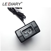 LEDIARY EU/US Plug AC/DC Power Adapter 12V 5A  Power Supply Changer Transformer Adapter for LED Strip Switch  Converter Adapter