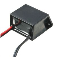 DC12V Cigarette Lighter Driver Controller For 1-10M LED El Wire Glow Flexible Neon Decor