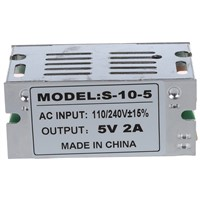 AC 110-240V to DC 5V switching power supply converter SA10-05