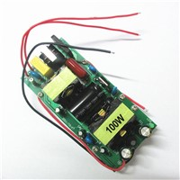 100W LED Power Supply Driver For 100 Watt High Power LED Light Lamp Bulb 85-265V