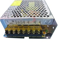 AC100-240V To 12V DC 12.5A 150W Regulated Switching Power Supply For LED Strip