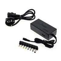 Universal Power Supply Adapter AC95-265V With 8 Pieces DC Connectors