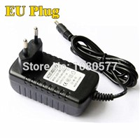 5pcs/lot AC 100-240V to DC 12V 2A 5.5x2.1mm Power Adapter Supply Charger Switching For 3528 LED Strips Light US EU Plug