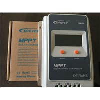 EPEVER 30A MPPT Solar Charge Controller with ebox-BLE-01 Tracer3210A 12V 24V Auto Work 100VDC input with Bluetooth