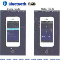 DC12V/24V LED Bluetooth RGB controller for RGB LED strips by Android/IOS Smartphone for daily use